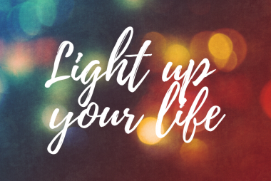 USING LIGHT & COLOUR LIGHT AS THERAPY