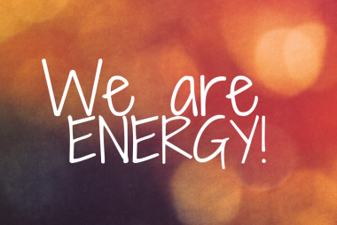 SUPPORTING YOUR BODY'S ENERGY SYSTEMS